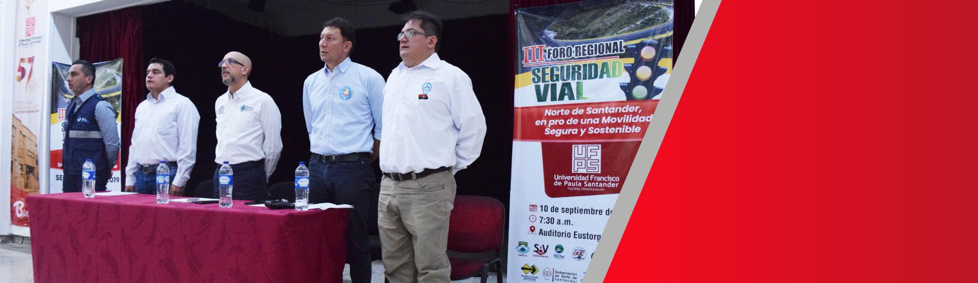 III Foro Departamental de Seguridad Vial contextualizó nuevas estrategias para la prevención y disminución de accidentes viales