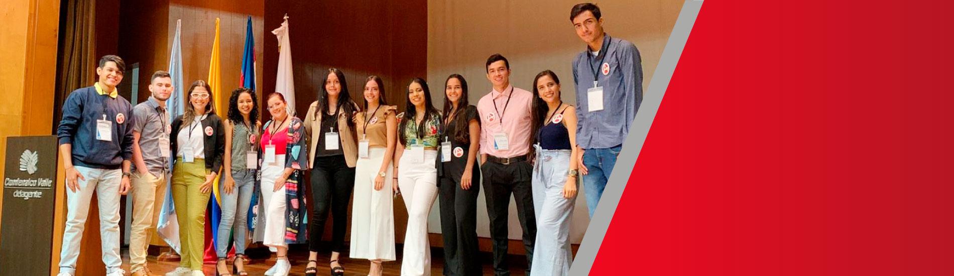 Estudiantes de Arquitectura fueron ponentes en Encuentro Nacional de Semilleros de Investigación