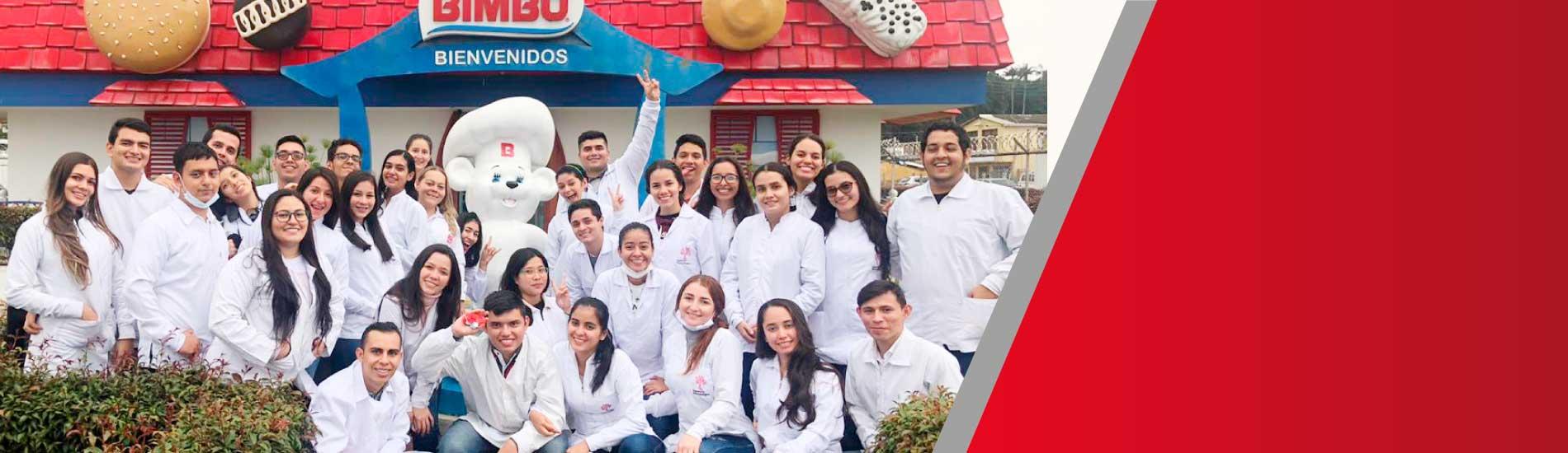 Con visitas empresariales Ingeniería Biotecnológica fortalece la formación académica de los estudiantes