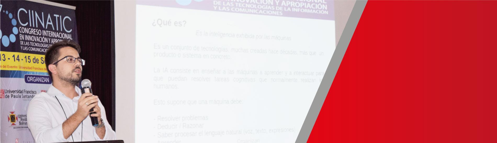 En la UFPS universidades de Santander y Norte de Santander les apuestan a la Innovación y Apropiación de las Tecnologías de la Información y las Comunicaciones