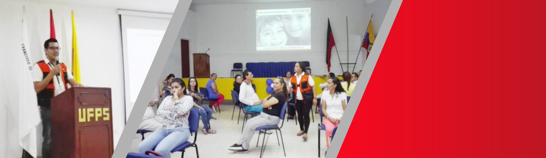 Somos educación: proyecto que busca llevar educación de calidad a zonas rurales de Norte de Santander y Arauca con el apoyo de la UFPS